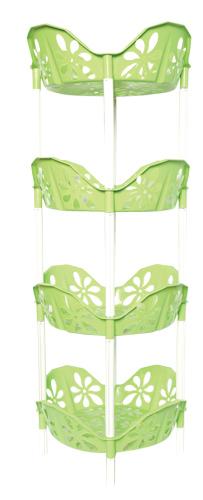 MURAT Plastic Vegetable Basket 4 Layers