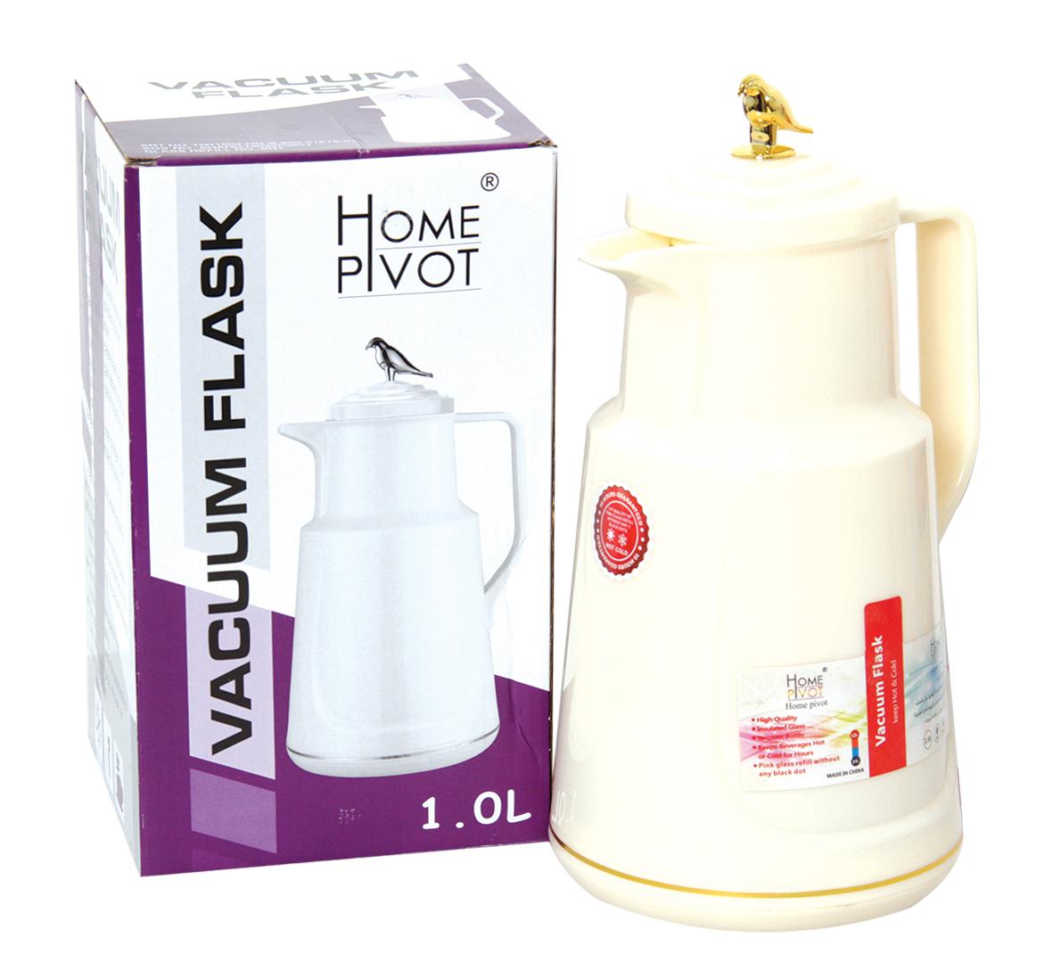 Tea thermis plastic (Home Pivot ) 1Ltr
