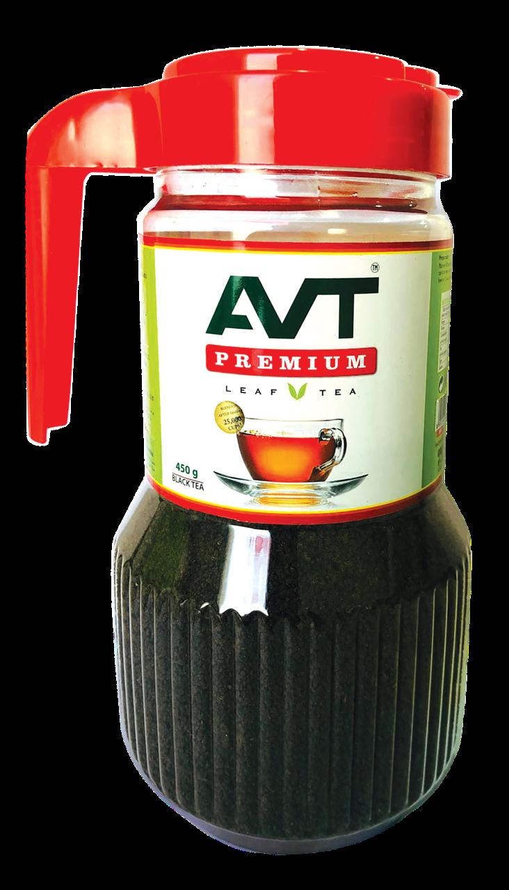 AVT PREMIUM BLACK LEAF TEA 450 GR