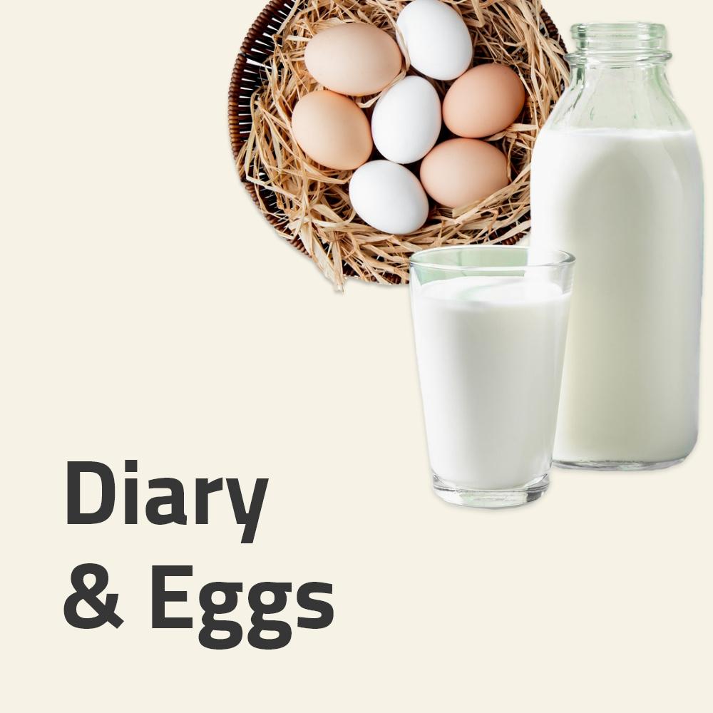Diary & Eggs